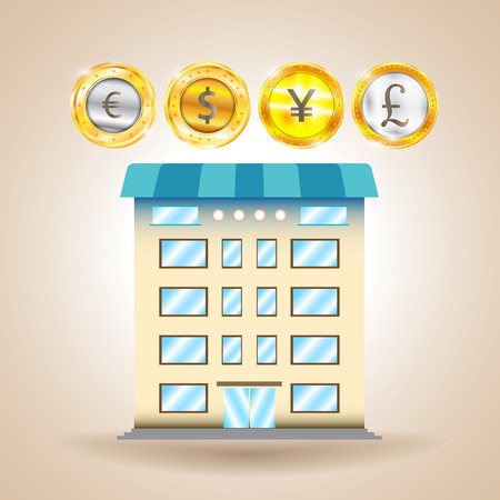 issuer: Currency. Finance. Economy. Stock Photo