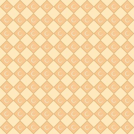 islamic pattern: Seamless pattern. Islamic style. Vector illustration