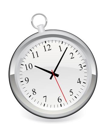 clock Stock Vector - 11223506