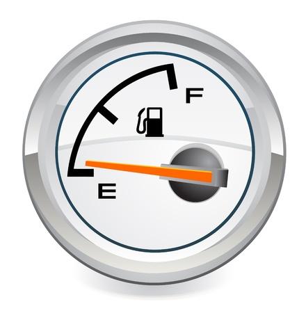 Gas Tank Stock Vector - 11223509