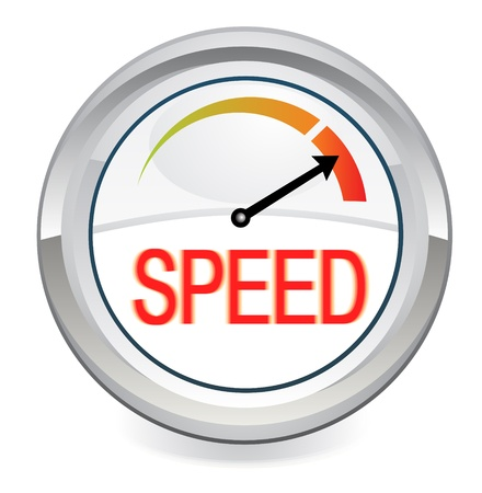 internet speed: Speed Illustration