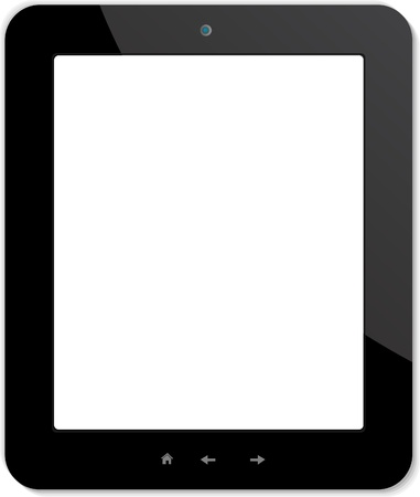 Tablet computer Stock Vector - 13521449
