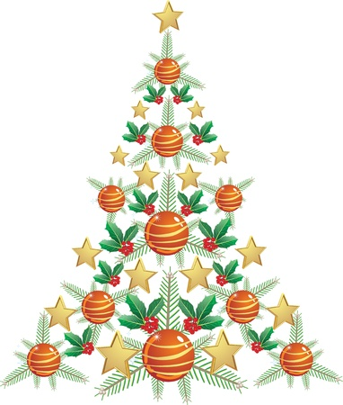 christmas tree Stock Vector - 13585963