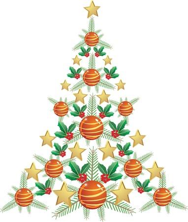 cristmas: christmas tree