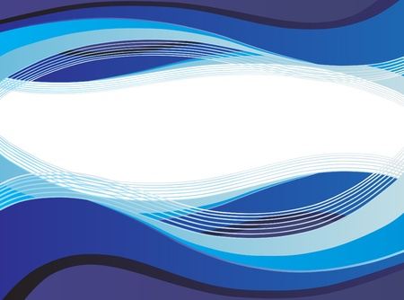 digital wave: Abstract background  Vector illustration