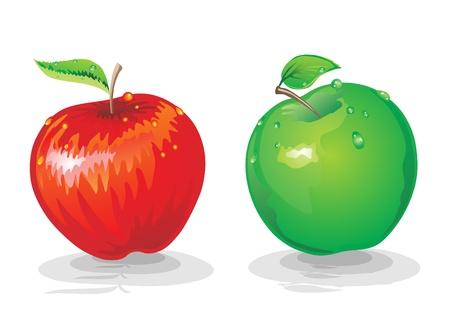 big apple: apple