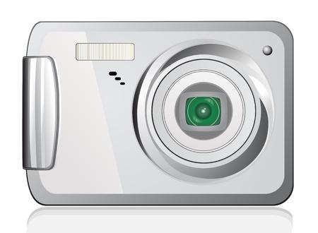 color digital camera: digital camera