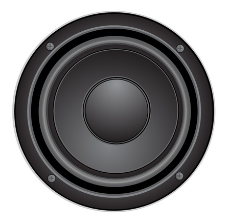 speaker Stock Vector - 13706943
