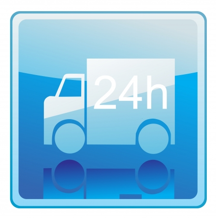 service 24h Vector