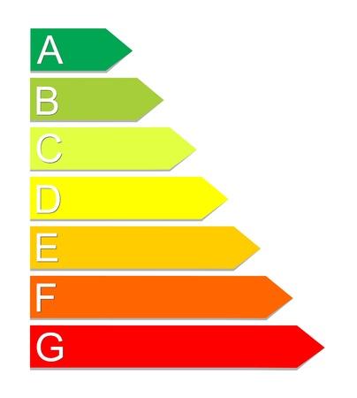 risparmio energetico: Risparmio energetico concept Vettoriali