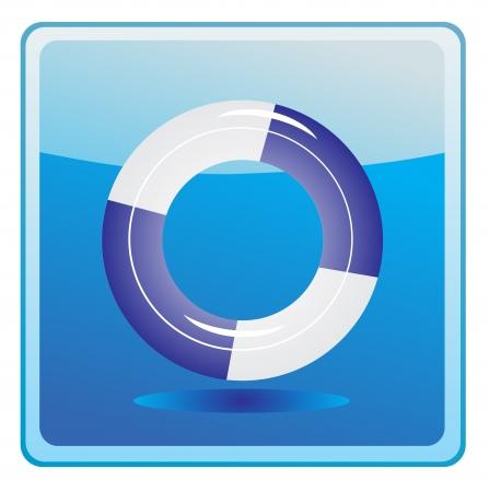 aro salvavidas: icono de salvavidas