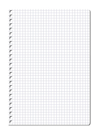note pad Stock Vector - 13749613