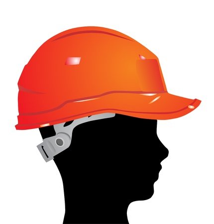 safety hat: safety hard hat
