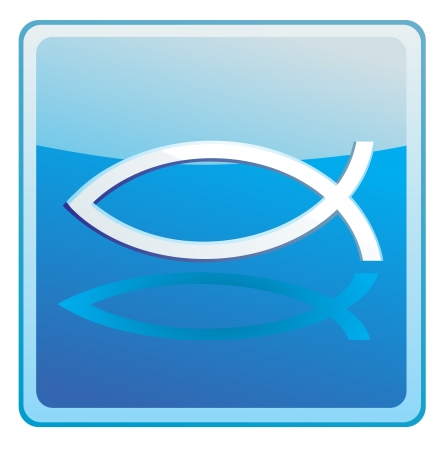 fish christianity  Vector