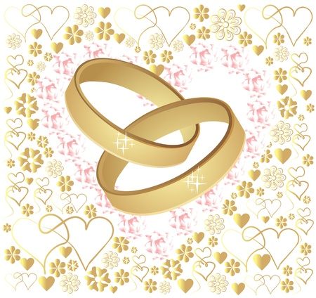 rings Stock Vector - 13775135