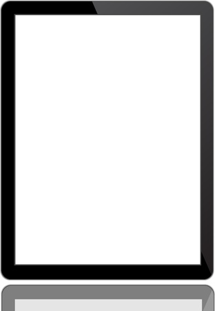 Tablet computer Stock Vector - 13774968