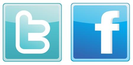 facebook: social network icon