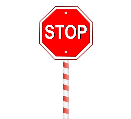Stop Sign Stock Photo - 13781665