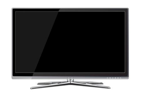 screen tv display Stock Vector - 13784136