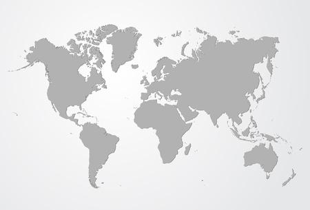rosa de los vientos: mapa del mundo