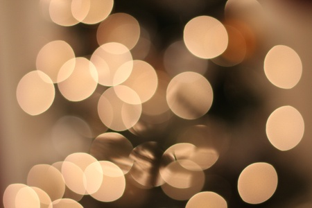 edel: Defocused gold abstract