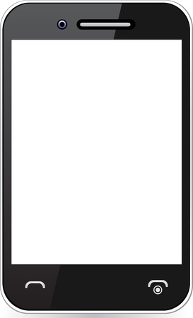 mobile phone Stock Vector - 14212477