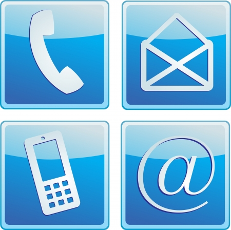 mobilephone: contact us icon