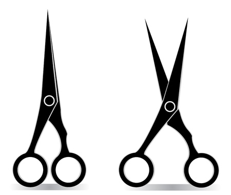 scissors  Stock Vector - 14244993