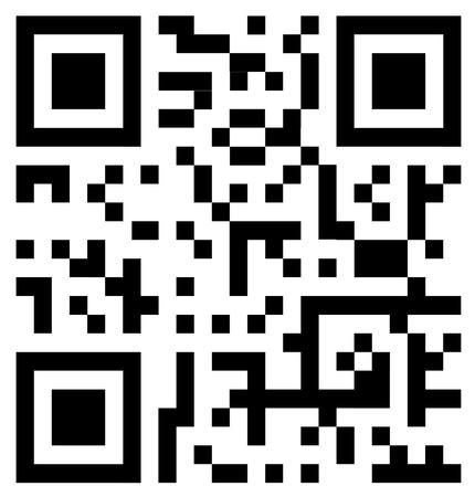 qr code Stock Vector - 14414920