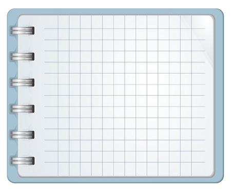 Notebook Stock Vector - 17439123