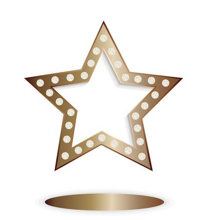 show bussiness: bronze star