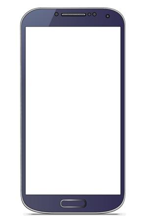 mobile phone Vettoriali