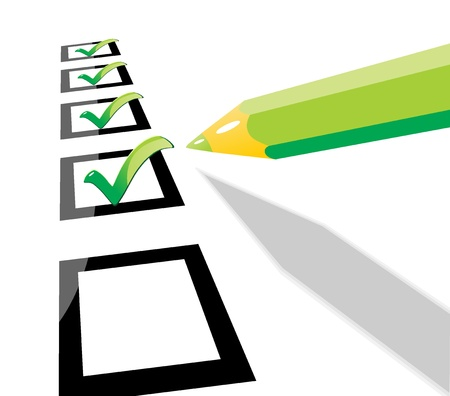 tests: checklist