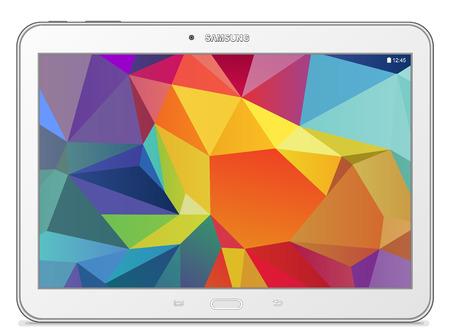Samsung Galaxy Tab 4 10.1 LTE white