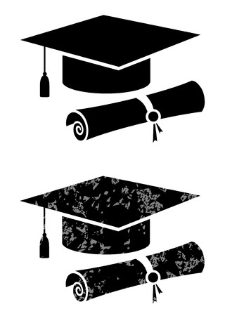 master page: Vector Education Cup on White Background