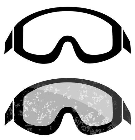 safety googles: Snowboard ski goggles