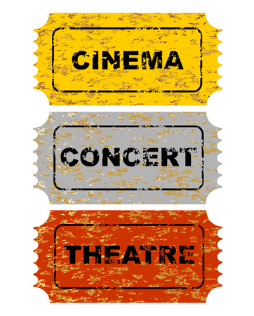 Movie Ticket Template Stock Photos Images. Royalty Free Movie