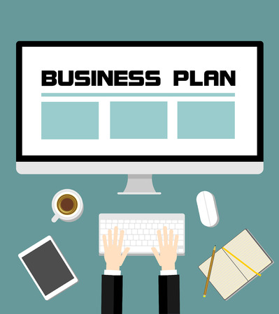 starting line: Business plan strategy