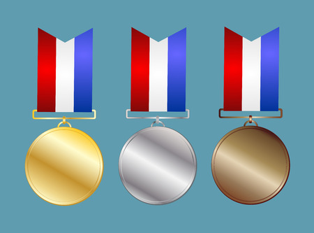 conquering adversity: medal