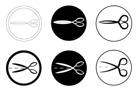 personal grooming: scissors