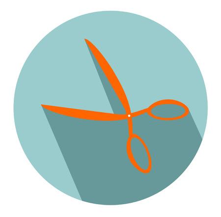 hair style fashion: scissors