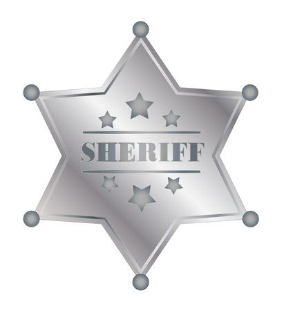 badges shérif