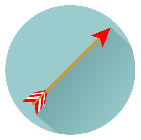 bow arrow: arco de flecha