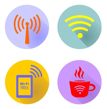 practical: wifi symbol