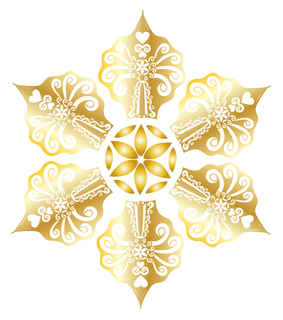 national landmark: Star snowflake