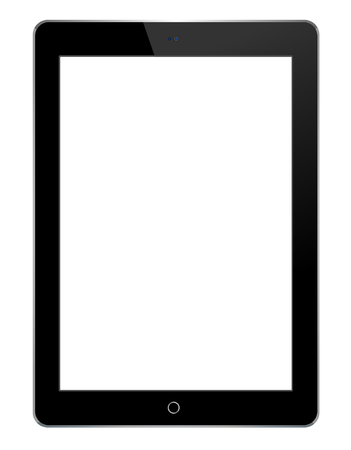 Stock Photo - Tablet PC - IPAD Banque d'images