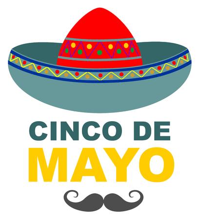 Fiesta mexicaine bannière et affiche design vecteur eps 10