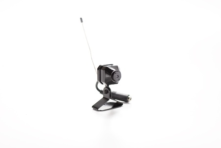 Isolated wireless camera on wite background Stock Photo - 11091072