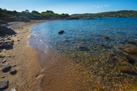 Una piccola spiaggia (One small beach) Porto Istana, Olbia, Sardinia, Italy