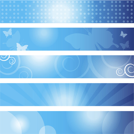 Set of banners Stock Vector - 3027064